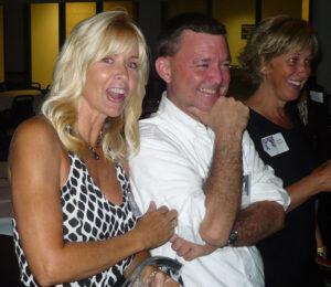 Julie Cruise Jerry Dalness and Debbie Zielske