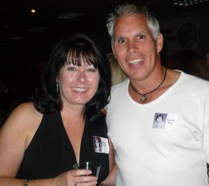 Kim Murphy and Randy Reed 08-15-09