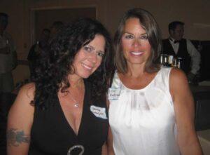 Nancy Georgiff & Gail Anderson