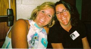 Sandra Baker & Kathleen McGough