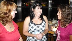 Shelly Boege Kim Murphy and Nancy Schmaedeke
