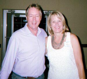 bob Kaye and kim Nelson