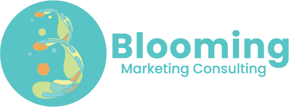 Logo Blooming Marketing Consulting