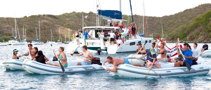 caribbean-dinghy-race