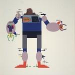 Eastern Bloc Robot Cowboy