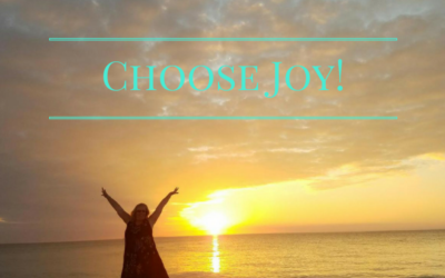 Dream Big and Choose Joy!