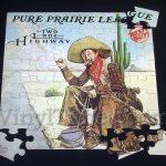 "Pure Prairie League - ""Two Lane Highway"" Album Cover Jigsaw Puzzle"
