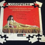 "Soundtrack ""Cleopatra"" Album Cover Jigsaw Puzzle"