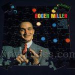 "Roger Miller ""Roger Miller"" Album Cover Jigsaw Puzzle"