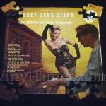 Honky Tonk Piano Album Cover Jigsaw Puzzle
