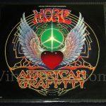 """Soundtrack - """"More American Graffiti"""" Vinyl LP Record Album gatefold cover"""