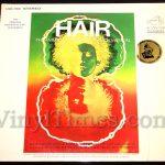 "Broadway - ""Hair"" Vinyl LP Record Album"