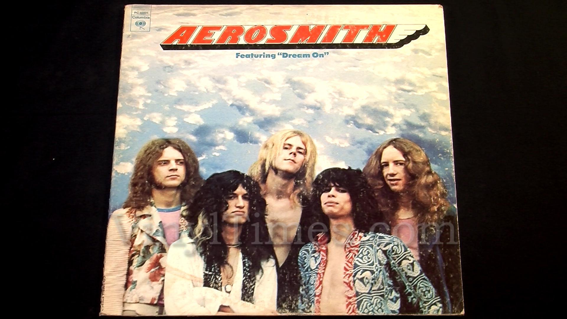 "Aerosmith - ""Aerosmith"" Vinyl LP Record Album"