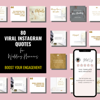 quotes and memes for wedding planners