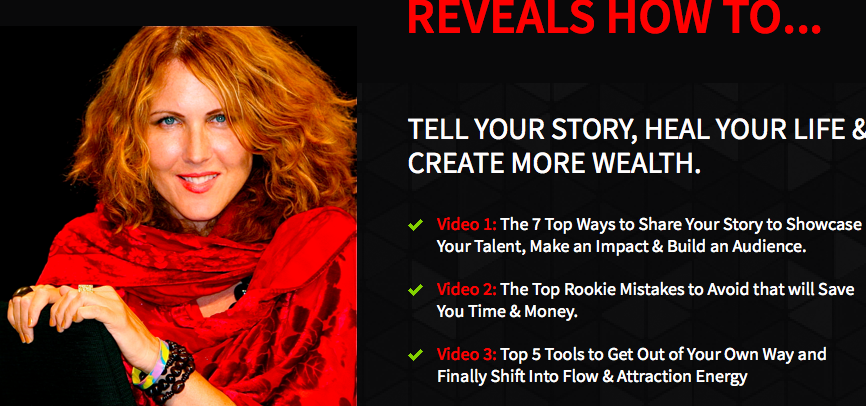 TELL YOUR STORY. CREATE MORE WEALTH. VIDEOS
