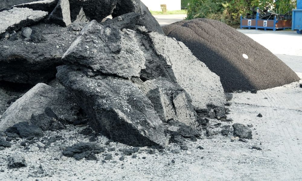 How To Dispose of a Demolished Driveway