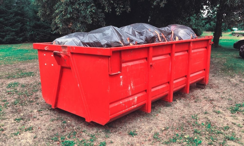 What Size Bins Are Available for Dumpster Rentals?