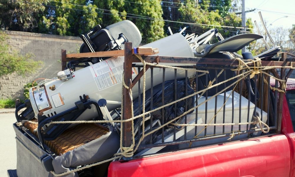 Using a Dumpster vs. Hiring a Junk Removal Service