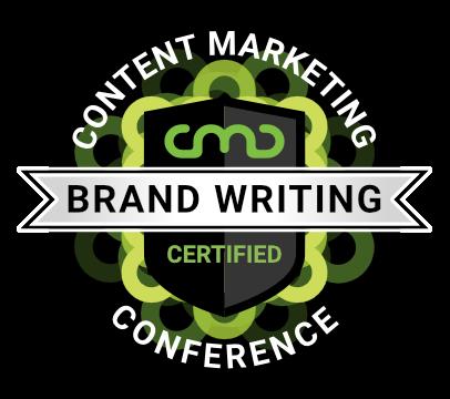 Brand Writing Certification