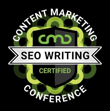 SEO Writing Certification