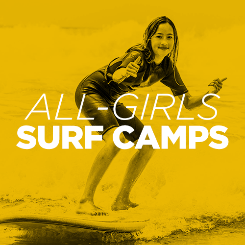 All-Girls Surf Camps
