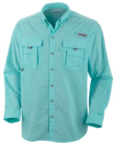 Bahama Shirt aqua