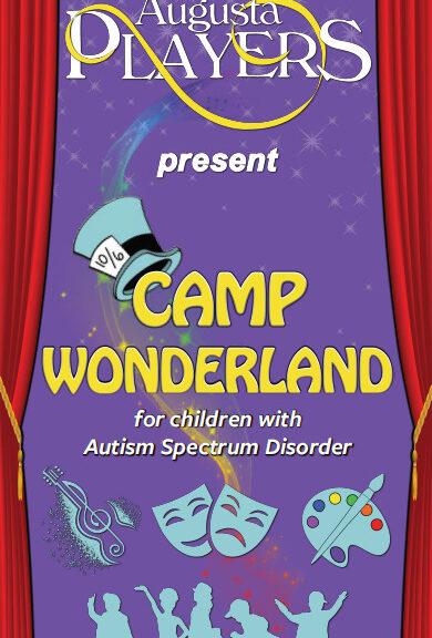 camp wonderland banner