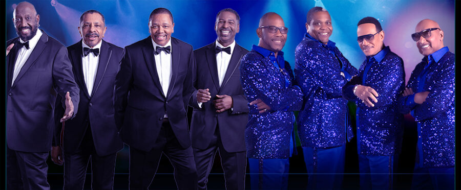 the temptations and the four tops group members