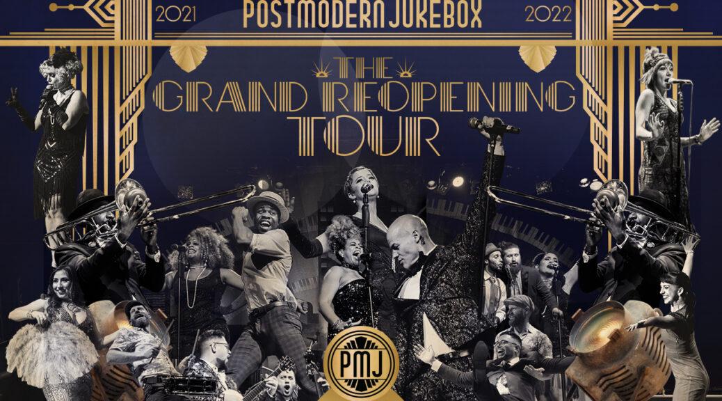 postmodern jukebox tour flyer