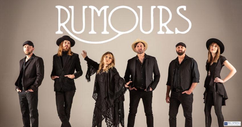 rumours band photo