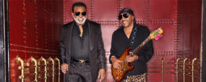 photo of the isley brothers