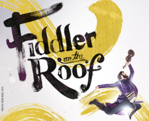 fiddler on the roof show poster