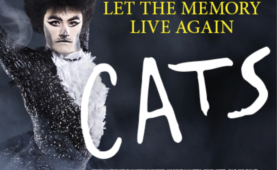 cats the musical poster