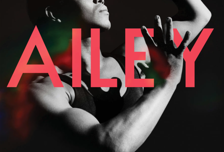 Ailey film poster