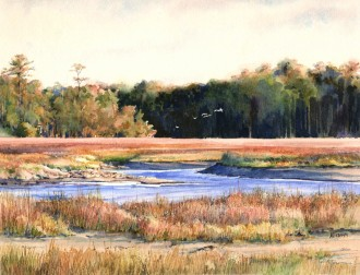 Nature Watercolor