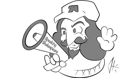 speaking shakespeare logo
