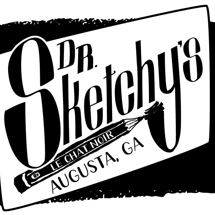dr. sketchy's logo