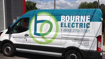 Bourne Electric Wrap