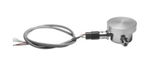 Demand flow regulator with transducer