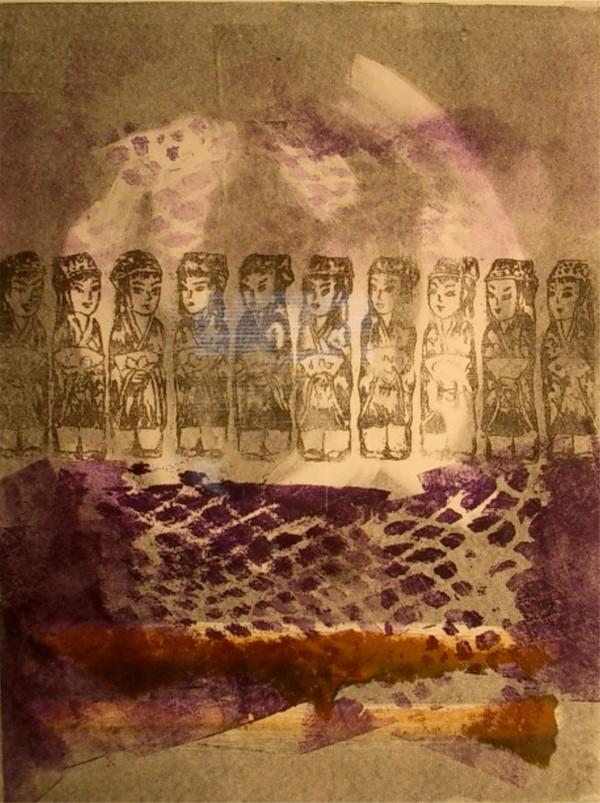 sister ancestors by dl