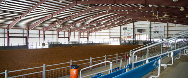 The Morehouse Activity Center in morehouse parish