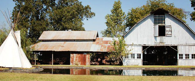 The Starr Home Place Bastrop