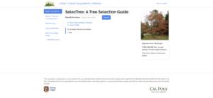 Select A Tree