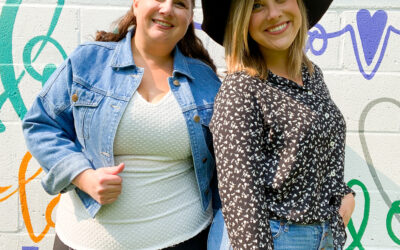 Feature FRIYAY! The Chic Ave Sisters Jill and Krista