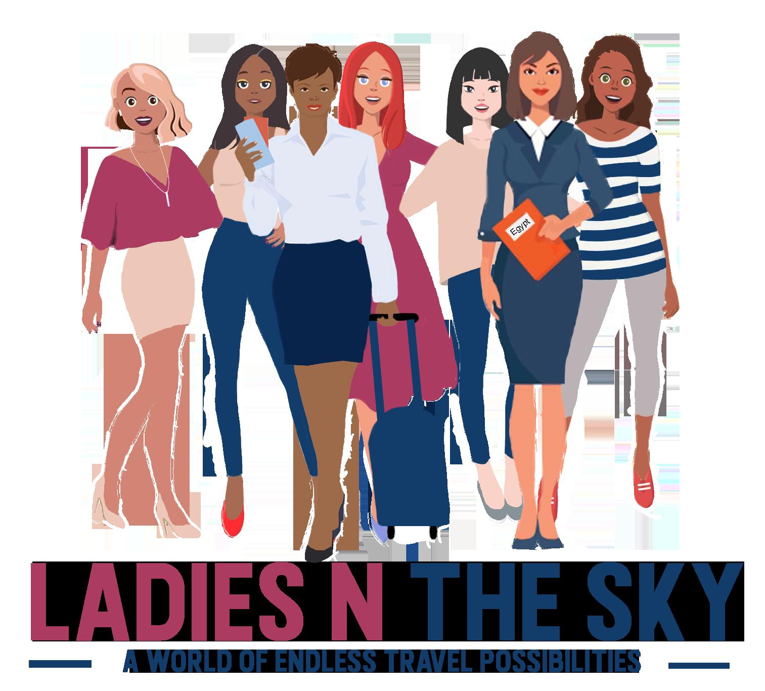 Ladies N The Sky