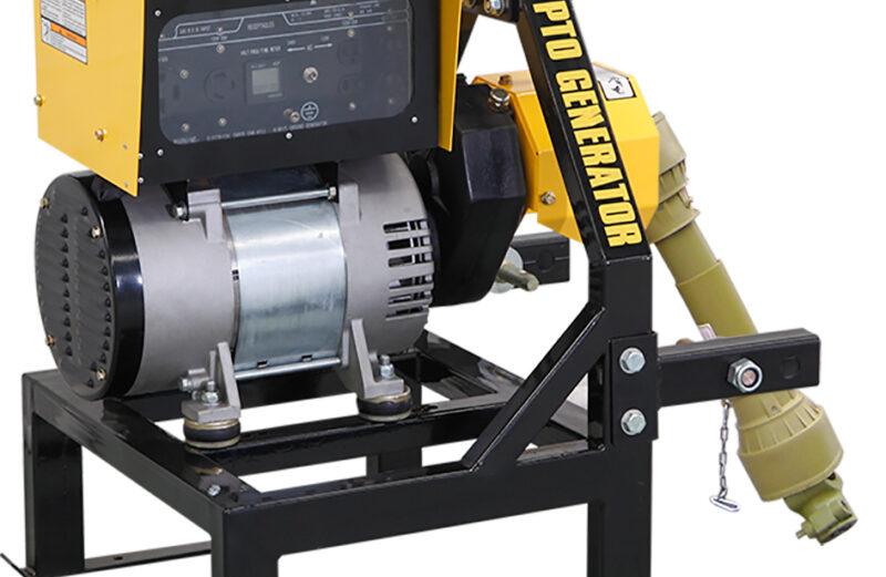 Sigma 15000 Watt Continuous / 16000 Watt Peak Tractor-Driven PTO Generator