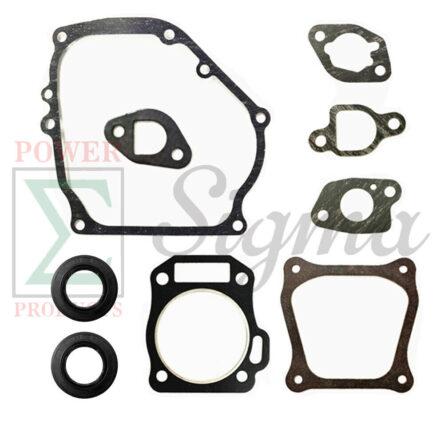 Cylinder Head Gasket Oil Seal Kit For Champion Power 208CC 224CC 3500/4000W 3500/4375W 3550/4450W & Predator 6.5HP 212CC 4000W 4350W Generator & Honda GX160 GX200 5.5 HP 6.5HP Gas Engine