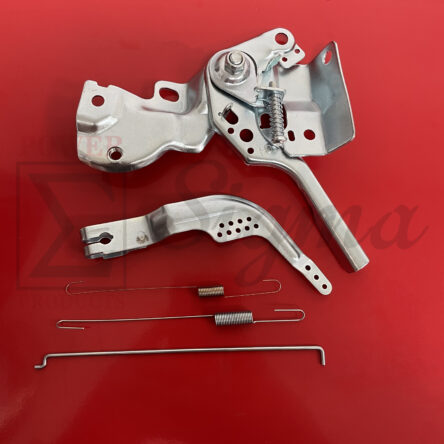 Throttle Control Lever Arm Governor Link Rod Return Spring Kit For Honda GX200 GX160 5.5/6.5HP For Coleman BT200X CT200 CT200U-EX 196cc Mini Bike For Predator 212cc Engine Generator
