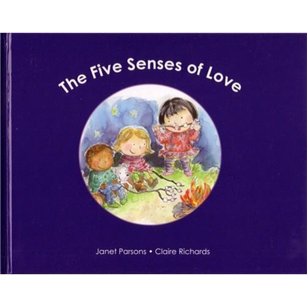 Book Cover, Three Children Playing