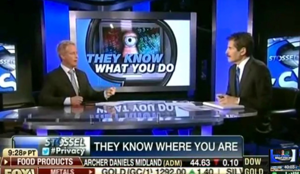 Your Privacy: They Know What You Do (Stossel show)